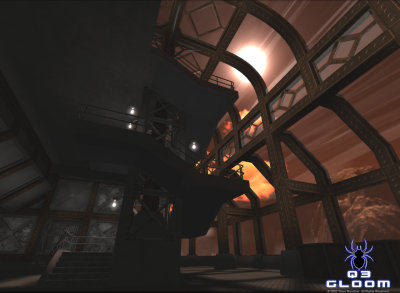 Quake 3 Gloom Screenshot